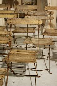french cafe wood chairs. collection - many vintage bistro wood and iron chairs french cafe f