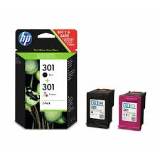 original hp 301 black colour ink cartridges 18 95 official hp gold partner