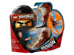 Cole - Dragon Master 70645 | NINJAGO® | Buy online at the Official LEGO®  Shop DE