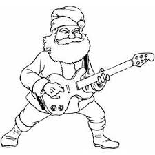 Small Picture Santa Coloring Pages