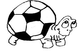 Gratis Voetbal Kleurplaten Voor Kinderen 3