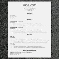 Classic Resume Template Word Magnificent Classic Resume Template Word Resume Template Cover Letter Etsy