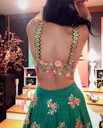Jacket Back Neck Designs 40 Blouse Back Neck Designs You Have To Check Out This