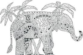 Intricate Coloring Pages Printable Really Detailed Coloring Pages