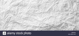Background Of Crumpled White Gray Monochrome Bakery Paper Textured