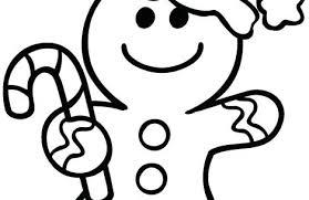 Coloring Pages Gingerbread Man Upcomingconcertsincalgaryinfo