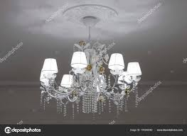 Schöne Bronze Kronleuchter Mit Beleuchteten Deckengemг