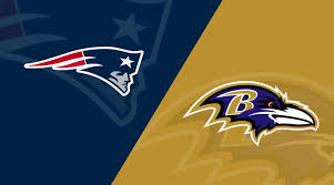 Depth Chart Baltimore Ravens New England Patriots At Baltimore Ravens Matchup Preview 11