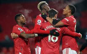 Manchester united stay top after taking point in tense tussle with liverpool. Man Utd Level On Points With Liverpool After Winning Pulsating Encounter With Aston Villa