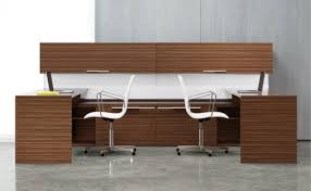 two person office desk. cavara twoperson office by nucraft two person desk d
