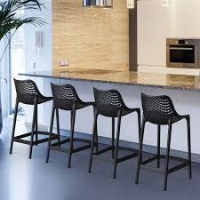 kitchen bar awesome white height stool contemporary wooden