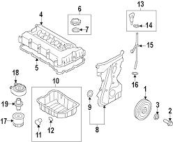 kia hybrid engine diagram kia diy wiring diagrams parts com® kia optima engine parts oem parts