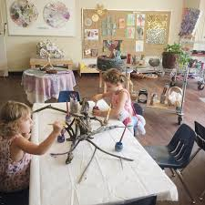 preschool art table. Have You Ever Wondered About The Reggio Approach To Learning And How It Works In Preschool Art Table