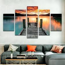 multi piece canvas wall art jump in the lake multi panel canvas wall art multi panel  on multi panel wall art uk with multi piece canvas wall art 5 piece wall art wine barrels multi