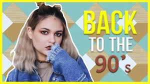 le makeup des annÉes 90