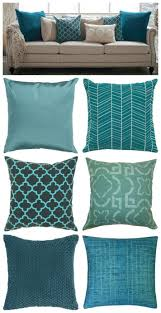 teal throw pillows. Medium Size Of Teal Throw Pillows For Bed Blue