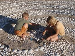 Happy Birthday to August Holt | Labyrinth design, Labyrinth garden,  Labyrinth art