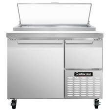 Largest Capacity Refrigerator Pizza Prep Table Pizza Prep Refrigerator