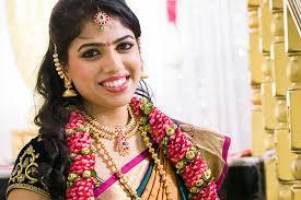 4 diy tamil bridal makeup looks to see