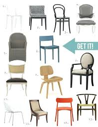 dining chair styles dining chair styles names