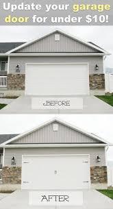 elegant decorative garage door hinges and top 25 best garage door decorative hardware ideas on home