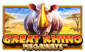 Pragmatic Play Merilis Koleksi Megaways, Sekuel Slot Online Great Rhino