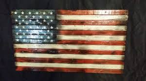 american flag art rustic wooden american flag rustic country decor rustic furniture usa