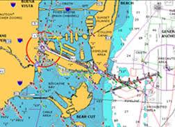 Navionics Gold Chart Cartridge Navionics Silver Canada United States Us Marine Charts