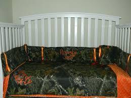 baby camo bedding sets brown buck hunting