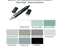 If you came here from my youtube channel looking for spectrum noir color charts and other resources, you've come to the right place! Spectrum Noir Etsy