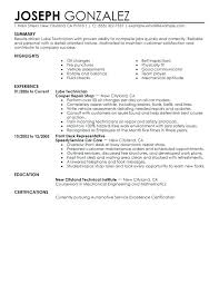 supply technician resume sample central supply technician resume sample automotive technician resume