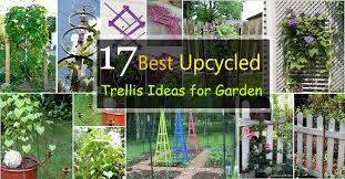 trellis designs for gardens