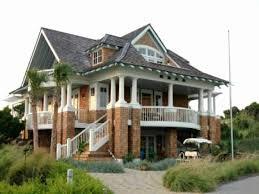 modern stilt house plans awesome beach house plans with porches beach house plans