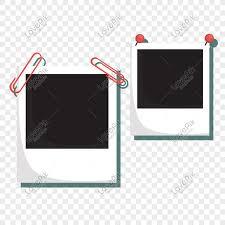 simple vector border frame design png