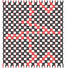 Heart Friendship Bracelet Pattern New Inspiration Ideas