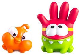 <b>Фигурки PROSTO toys Cut</b> the Rope - Ам Ням + Лямзи 201410 ...