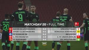Links to rb leipzig vs. Bundesliga English On Twitter Leipzig Wolfsburg And Leverkusen Get The Wins They Expected Freiburg And Mainz Get The Wins They Perhaps Didn T Blmatchday Https T Co Ni6fwo8dan