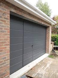 hormann garage doorHormann Sectional Garage Door fitted in Camberley Surrey