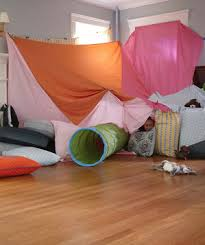 Amazing Blanket Fort Ideas Real Simple