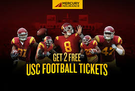mercury usc football sponsorship