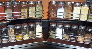 Organic Spice Rack Mesmerizing My Little Orange Kitchen Rack Em' Up