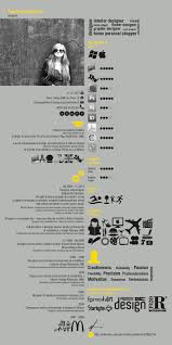 206 Best Graphic Resumes Images On Pinterest Plants Beautiful
