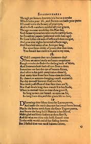 shakespeare s sonnets shakespeare s sonnets british poems