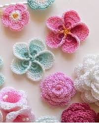 Crochet Flowers Patterns Fascinating Simple Crochet Flower Pattern And Tutorial 48 Easy And Simple Free