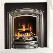 stovax alexandra cast iron inset fireplace with victorian corbel mantel
