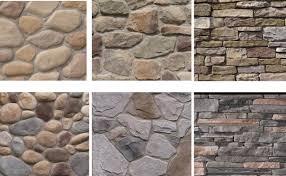 exterior stone facade ideas. various color and shape of stone veneer panels forinterior or exterior decor ideas facade m
