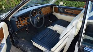 1985 Cadillac Eldorado presented as Lot W130 at Kissimmee, FL ...