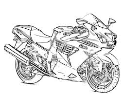 Small Picture Motorcycle Coloring Pages To Print Free Printable Motorcycle