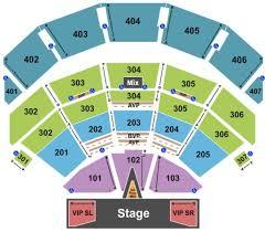 43 Matter Of Fact Park Theatre Las Vegas Seating View