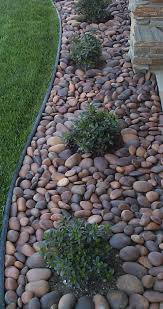 Small Picture Best 25 Pebbles for garden ideas only on Pinterest Mulch ideas
